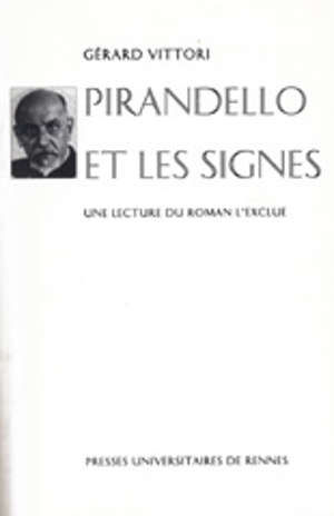 Pirandello et les signes