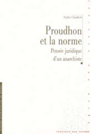 Proudhon et la norme
