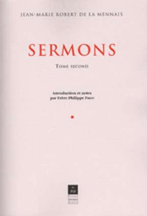 Sermons, t. II