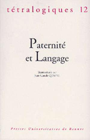 Paternité et langage