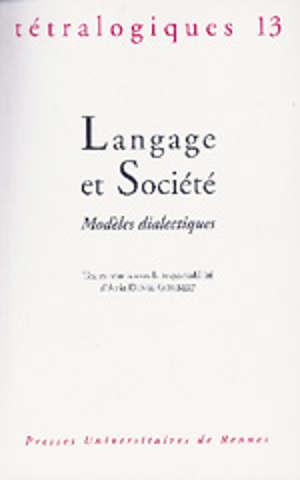 Langage et société