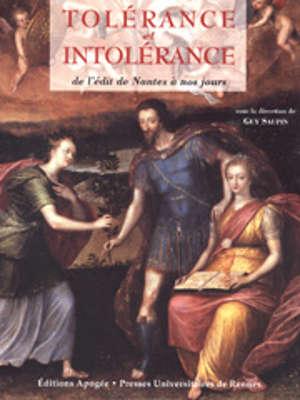 Tolérance et intolérance