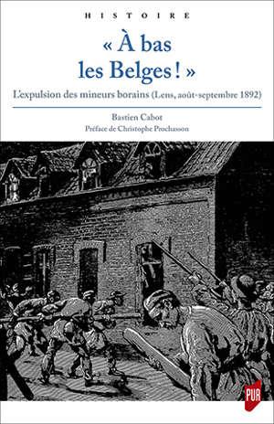 'A bas les Belges!'