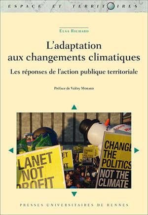 L'adaptation aux changements climatiques