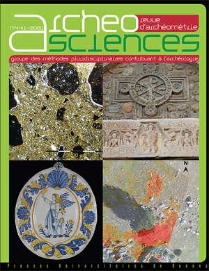 Archéosciences 44/1