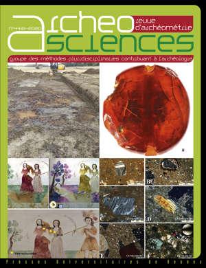 Archéosciences 44/2