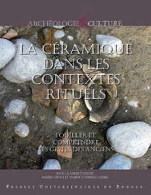 La céramique dans les contextes rituels