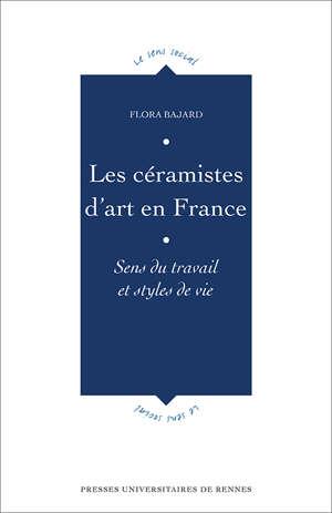 Les céramistes d'art en France