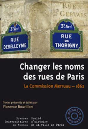 Changer les noms de rues de Paris