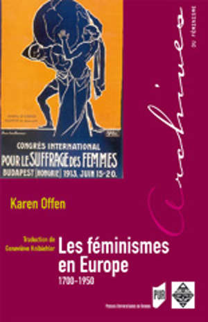 Les féminismes en Europe
