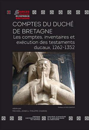 Comptes du duché de Bretagne