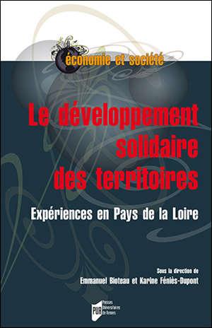 Le développement solidaire des territoires
