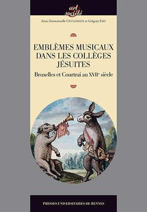 Emblèmes musicaux dans les collèges jésuites