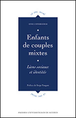 Enfants de couples mixtes