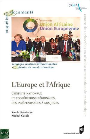 Europe et l'Afrique