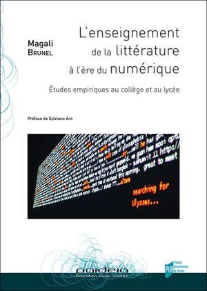 L'enseignement de la littérature à l'ère du numérique