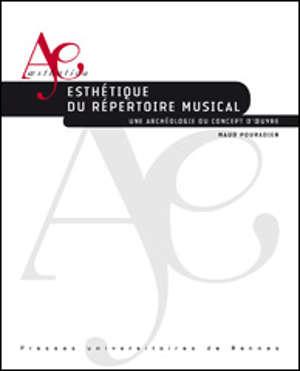 Esthétique du répertoire musical