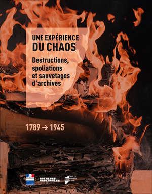 Une expérience du chaos