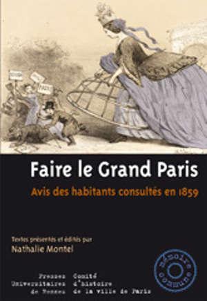 Faire le Grand Paris