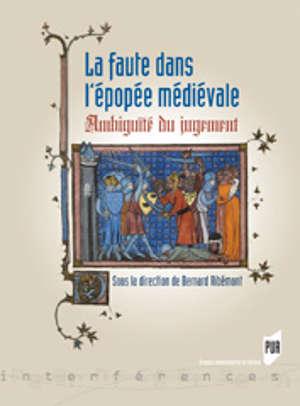 La faute dans l'épopée médiévale