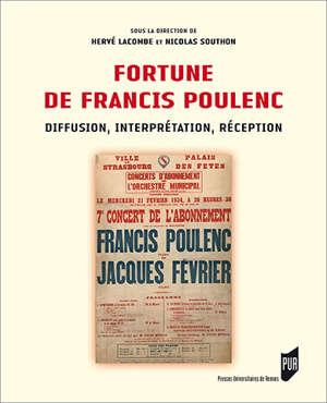 Fortune de Francis Poulenc