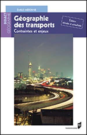 Géographie des transports - 3e édition