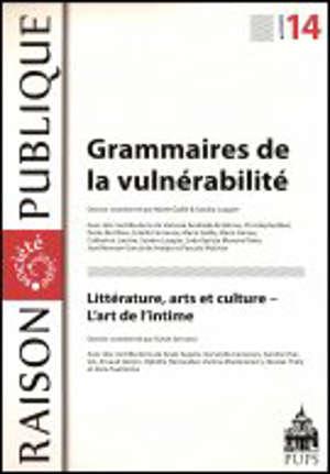 Grammaires de la vulnérabilité