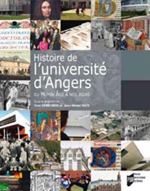 Histoire de l'université d'Angers