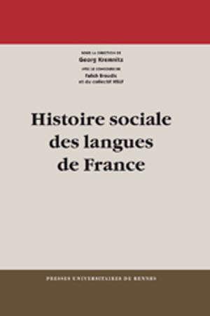 Histoire sociale des langues de France