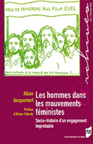 Les hommes dans les mouvements féministes
