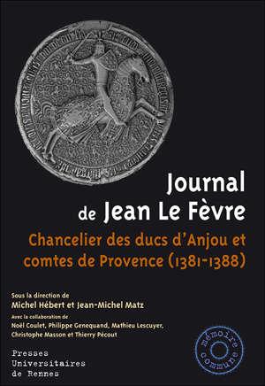 Journal de Jean Le Fèvre