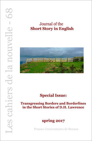 Transgressing Borders and Borderlines in the Short Stories of D.H.Lawrence