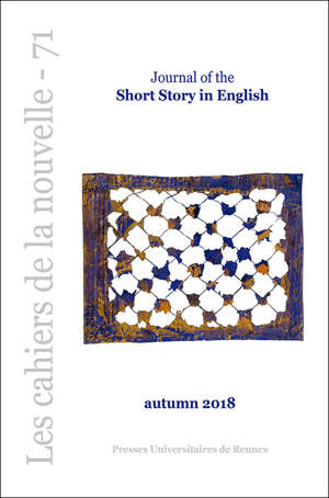 Journal of the short story in english - JSSE 71