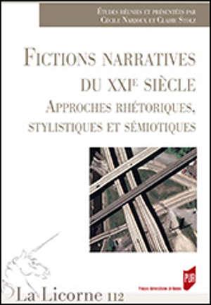 Fictions narratives au XXe siècle