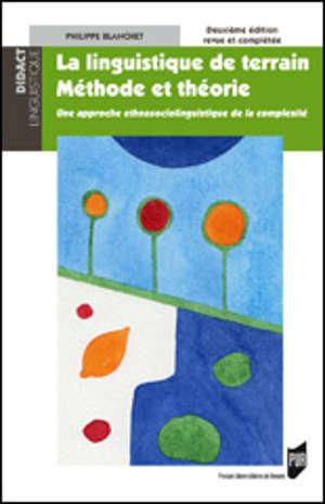 Linguistique de terrain, méthode et théorie
