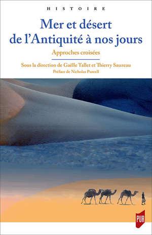 Mer et désert de l'Antiquité à nos jours