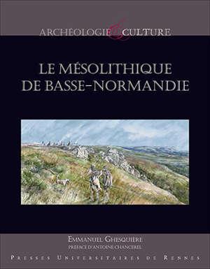Le mésolithique de Basse-Normandie