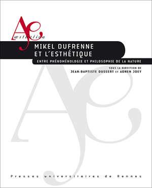 Mikel Dufrenne et l'esthétique