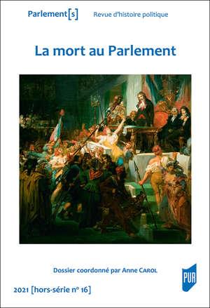 La mort au Parlement