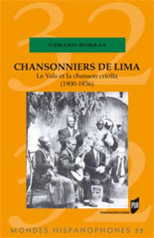Chansonniers de Lima