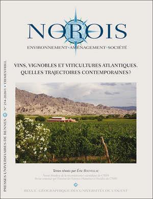 Vins et vignobles - Norois 254