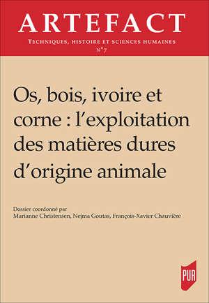 Os, bois, ivoire et corne - Artefact 7