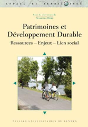 Patrimoines et développement durable