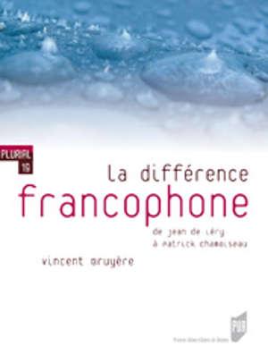 La différence francophone