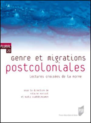 Genre et migrations postcoloniales