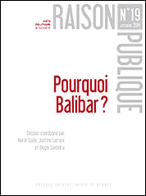 Pourquoi Balibar?