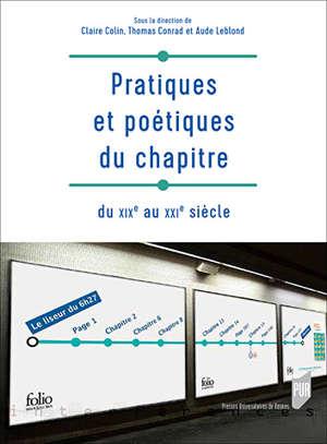 Pratiques et poétiques du chapitre