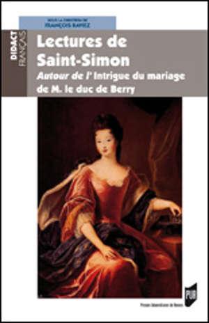 Lectures de Saint-Simon