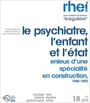 Le psychiatre, l'enfant et l'État
