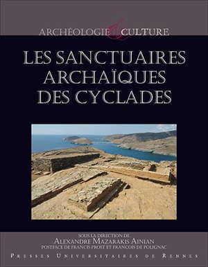 Les sanctuaires archaïques des Cyclades